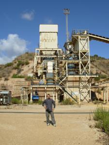 Impianti Miniera oro Furtei