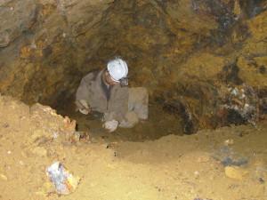 S.Leone. Geode Quarzo