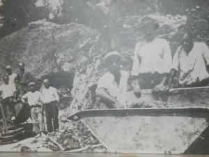 Miniera Monforte 1942 al '44